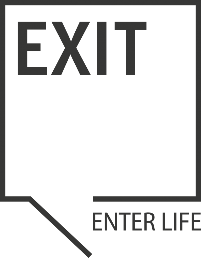 Logo Exit Enterlife